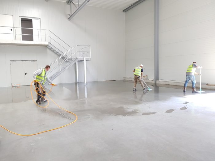 Microcemento o cemento pulido Ventajas y desventajas
